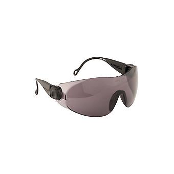 Portwest contoured safety spectacle glasses pw31