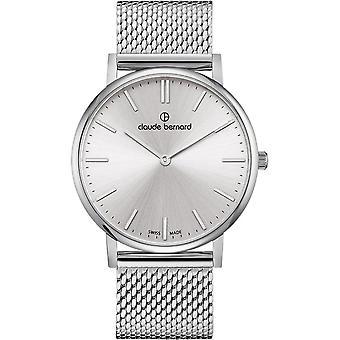Claude Bernard - Wristwatch - Unisex - Slim Line - 20214 3M AIN