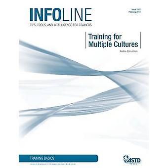 Training for Multiple Cultures by Andrea Edmundson - 9781562867225 Bo