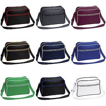 Bagbase Retro Adjustable Shoulder Bag (18 Litres)