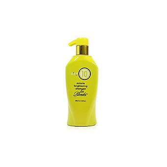 It's A 10 Miracle Brightening Shampoo (for Blondes) - 295.7ml/10oz