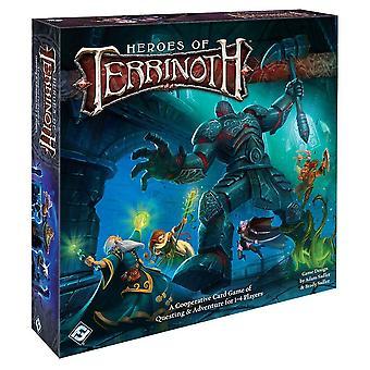 Héros de Terrinoth le jeu de carte d'aventure