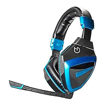 Gaming earpiece with microphone hiditec au10hdt001 windows xp / vista / 7 / 8 xbox one / ps4