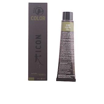 I.c.o.n. Ecotech kleur natuurlijke kleur #6.666 intens rood 60 Ml Unisex