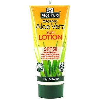 Evicro Aloe Vera 200 ml Bio Solar Factor