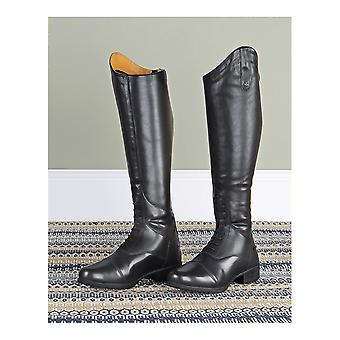 Shires Moretta Gianna Adults Leather Riding Boots - Black