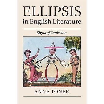 Ellipsis en littérature anglaise par Anne Toner