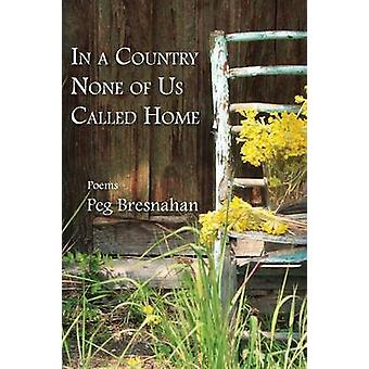 In a Country None of Us Called Home by Bresnahan & Peg