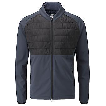 Ping Mens Norse Primaloft Zoned Wind Proof Water Resistant Golf Jacket