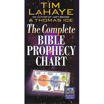The Complete Bible Prophecy Chart by Tim LaHaye & Thomas Ice