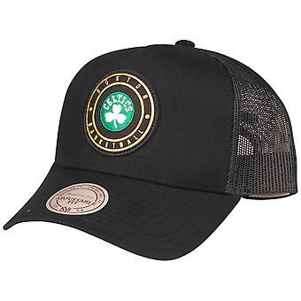 Mitchell & Ness Snapback Cap - HICKORY Boston Celtics