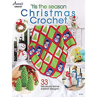 'Tis the Season Christmas Crochet - 33 Fabulously Festive Crochet Desi
