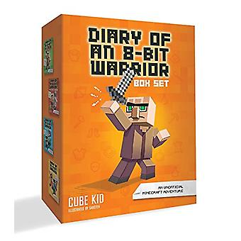 Diary of an 8-Bit Warrior  Box Set Volume 1-4 by Andrews McMeel Publi