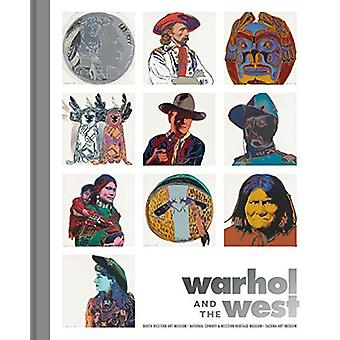 Warhol and the West by heather ahtone - 9780520303942 Book