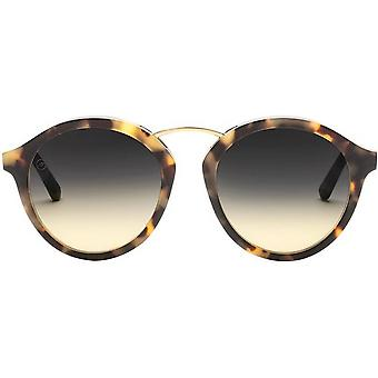 Electric California Mix Tape Sunglasses - Matte Tortoise Shell/Black Gradient