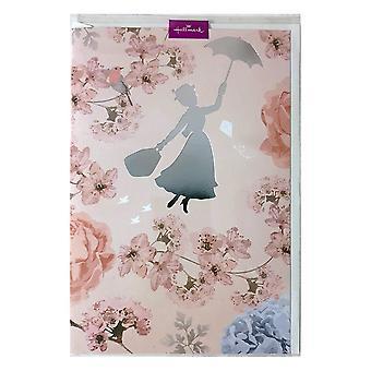 Hallmark Mary Poppins Silhouette Blank Card 25520166