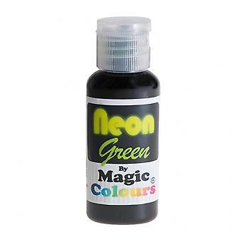 Couleurs magiques - Vert néon - 32g