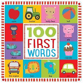 100 First Words by Dawn Machell - 9781786922557 Book