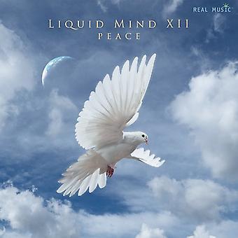 Liquid Mind 12: Peace [CD] USA import