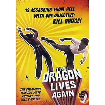 The Dragon Lives Again [DVD] USA import