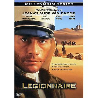 Importación de USA de legionario [DVD]
