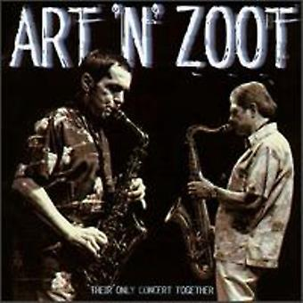 Pepper/Sims - Art N' Zoot [CD] USA import