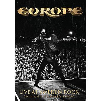 Europa - en vivo en importación de Estados Unidos Suecia 30 Rock muestra aniversario [DVD]