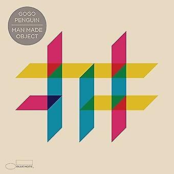 Gogo Penguin - Man gemaakt Object [CD] USA importeren