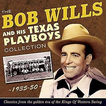 Bob Wills - Wills Bob-Collection 1935-50 [CD] USA import