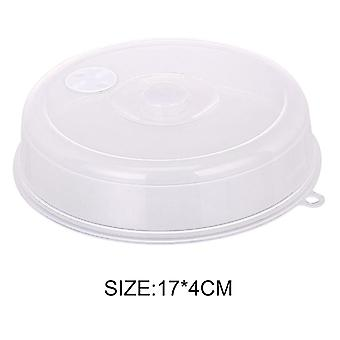 Microwave Plate Cover Lid with Steam Vents - Fresh Keeping Bowl Cover