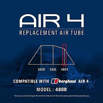 Berghaus Replacement Air Tube - 480R Black
