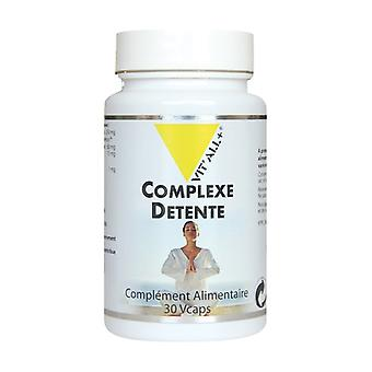 Organic relaxation complex 30 capsules