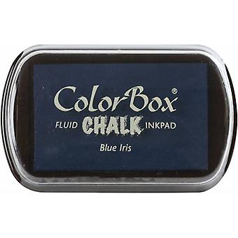 Clearsnap ColorBox Chalk Ink Full Size Blue Iris