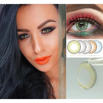 Glass Ball Color Contact Lenses, Eye Color Cosmetic Color Contact Lens