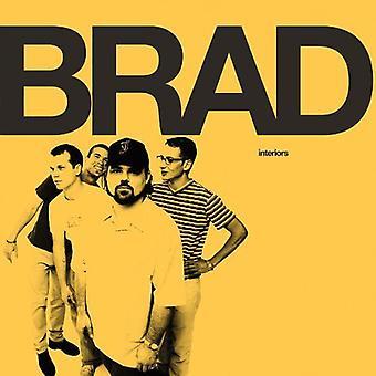 Brad - Interiors [CD] USA import