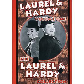 Laurel & Hardy - Laurel & Hardy: Vol. 1-Collection [DVD] USA import