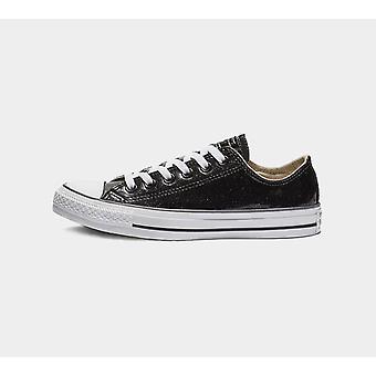Converse Ctas Ox 562482C Black Womens Shoes Boots