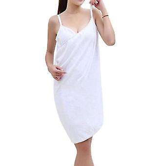 Home Textile Towel For Women - Robes Bath Wearable Towel Fast Drying