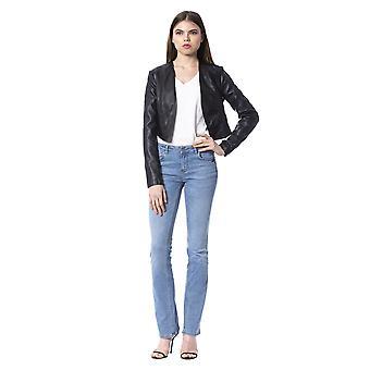 Silvian Heach Black Jackets & Coat SI993926-XXS