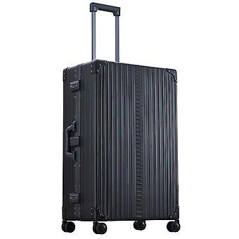 "ALEON Macro Traveler 30"" Trolley 4 ruedas, 50 cm, 80 L, Negro"