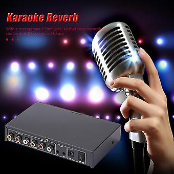 Classic Portable Audio Mixer Multi-functional Practical Durable Amplifier Karaoke