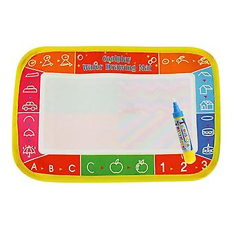 Magic Water Drawing Cloth With Doodle Painting Pen  Toy