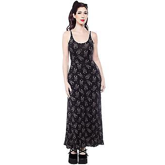 Sourpuss Clothing Scorpions Maxi Dress