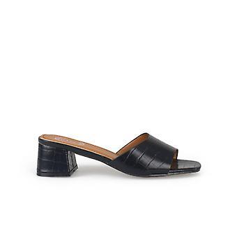 Sandales Zian 17629_36 Couleur noire