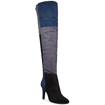 Rialto | Carpio Colorblocked Over-The-Knee Boots