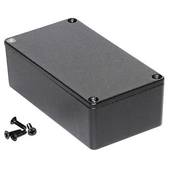 Hammond 1590N1BK Diecast Enclosure Black (121.1 x 66 x 39.3mm)