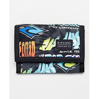 Rip Curl Trifold Wallet ~ Yardage Surf multi