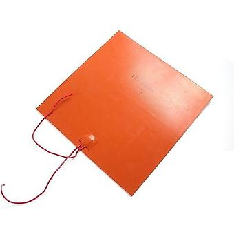 Silicone Heating Pad Square Rubber - Bed Plate Flexible, And  Waterproof