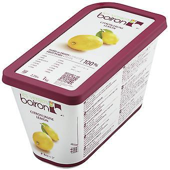 Boiron Frozen Lemon 100% Fruit Puree