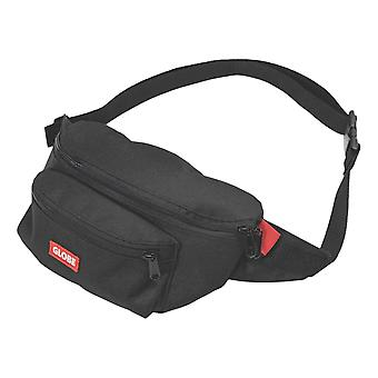 Globe Bar Waist Pack - Black